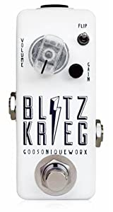 goosoniqueworx Blitzkreig Clean Boost/Buffer
