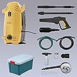 家庭用 高圧洗浄機 回転ブラシ 付き 気になる 家電 高圧洗浄機 イエロー