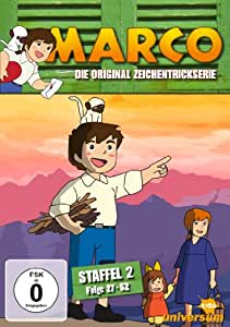 Marco - Staffel 2, Folge 27-52 [3 DVDs]