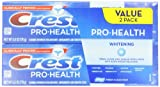 Crest Pro-Health Whitening Fresh Clean Mint Flavor Toothpaste Twin Pack 12 Oz