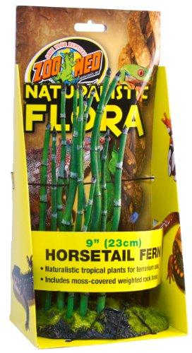Zoo-Med-Horsetail-Fern-Plante-en-Plastique-pour-Terrarium-23-cm