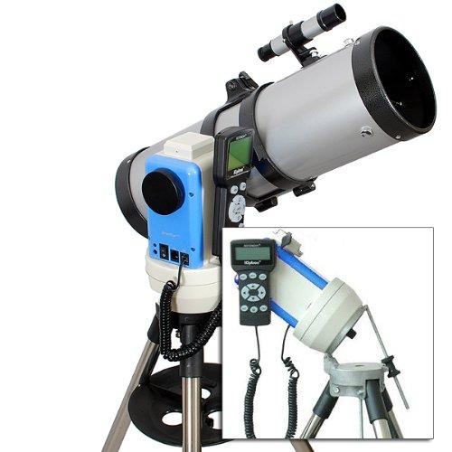 "Twinstar Silver 6"" Ioptron Computerized Gps Equatorial Reflector Telescope"