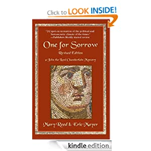 One for Sorrow: A John, the Lord Chamberlain Mystery (John, the Lord Chamberlain Series)
