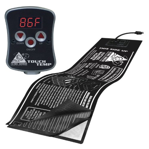 Innomax Thermal Guardian Touch Temp Solid State Waterbed Heater, Low Watt front-428286