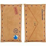 kwmobile® Schicke Kunstledertasche für das Sony Xperia Z Mail Design - Kunstleder Schutz Hülle mit extrem stylischem Design