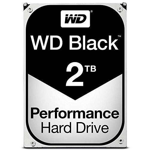 Western Digital WD2003FZEX interne-Festplatte 2TB (8,9 cm (3,5 Zoll), 7200rpm, 64MB Cache, SATA III)