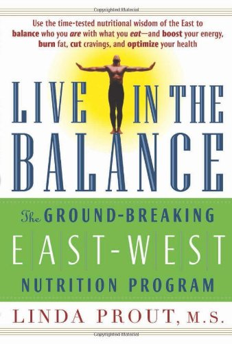 Live In The Balance: The Ground-Breaking East-West Nutrition Program front-956328