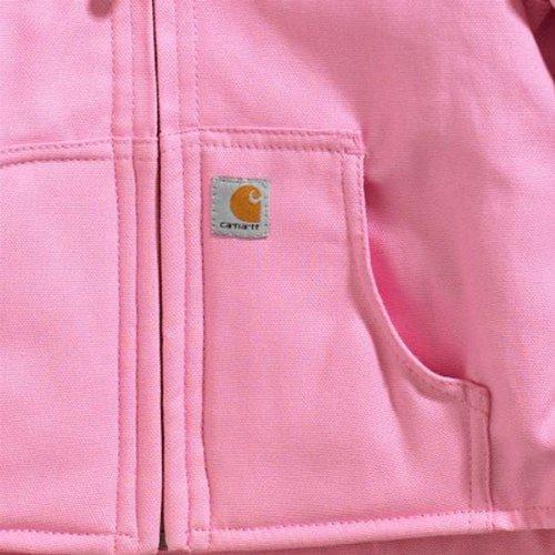 Carhartt Baby Girls Redwood Jacket Rosebloom 6 Months