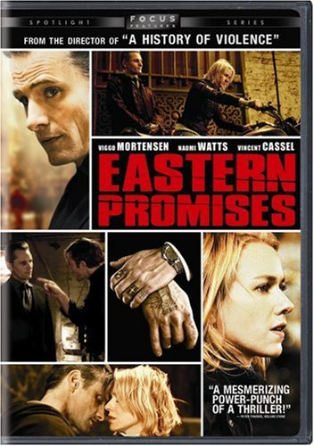 Cover art for  Eastern Promises (Widescreen Edition)