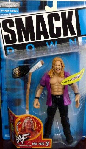WWF SMACKDOWN RAW HEAT 3 CHRIS JERICHO - 1