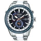 [セイコーウォッチ]SEIKO WATCH 腕時計 ASTRON アストロン チタン セラミック サファイアガラス スーパークリア コーティング ソーラーGPS衛星電波修正 日常生活用強化防水 (10気圧) 【数量限定】 SBXA029 メンズ