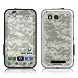 ACU Camo Design Protective Skin Decal Sticker for Motorola Defy Cell Phone