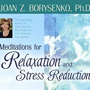 Meditations for Relaxation and Stress Reduction Speech