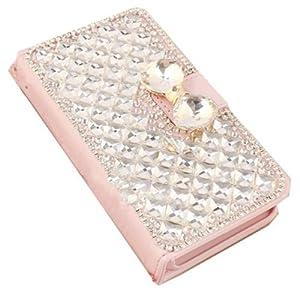 Amazon.com: Crocodile Series Luxury Crystal Diamond Bling Design Pink