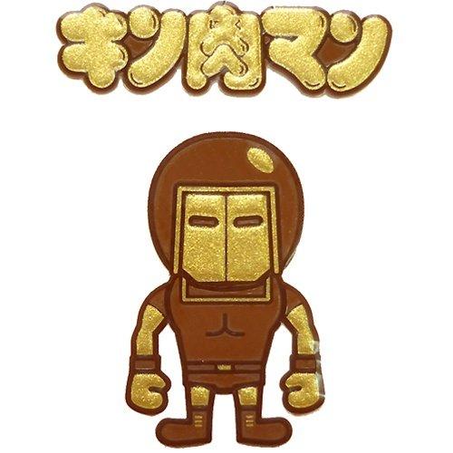 キン肉マン×PansonWorks《ウォーズマン1》蒔絵シール☆アニメキャラクターグッズ(携帯ステッカー)通販☆