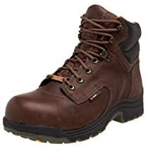 Hot Sale Timberland PRO Women's Titan WaterProof Boot,Brown,8 W US