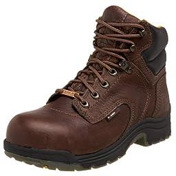 Timberland PRO Women\'s Titan WaterProof Boot,Brown,7.5 W US