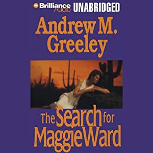 The Search for Maggie Ward Audiobook