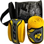 Authentic RDX Pro Hand Wraps Bandages...