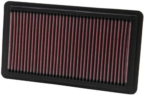 K&N 33-2343 High Performance Replacement Air Filter front-622668