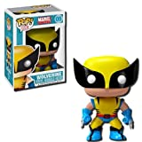 POP! Marvel Series 1 POP Wolverine Vinyl Bobble Head