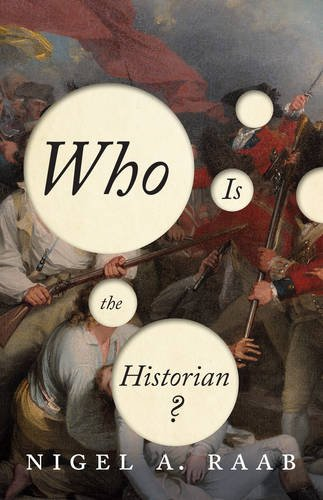 Image for publication on Who is the Historian?