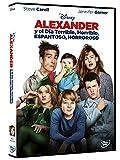 Alexander Y El Día Terrible, Horrible, Espantoso, Horroroso [DVD]