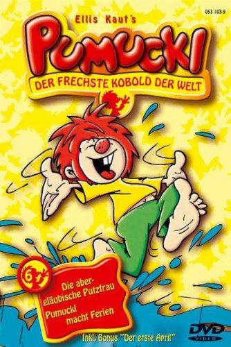 Pumuckl DVD 06: Die abergläubische Putzfrau / Pumuckl macht Ferien