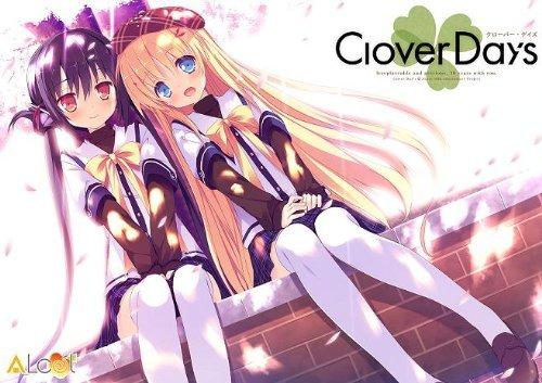 Clover Day's 【予約特典:Hシーン追加パッチ(※DLコード)付き】