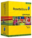 Rosetta Stone Homeschool Polish Level 1-3 Set including Audio Companion