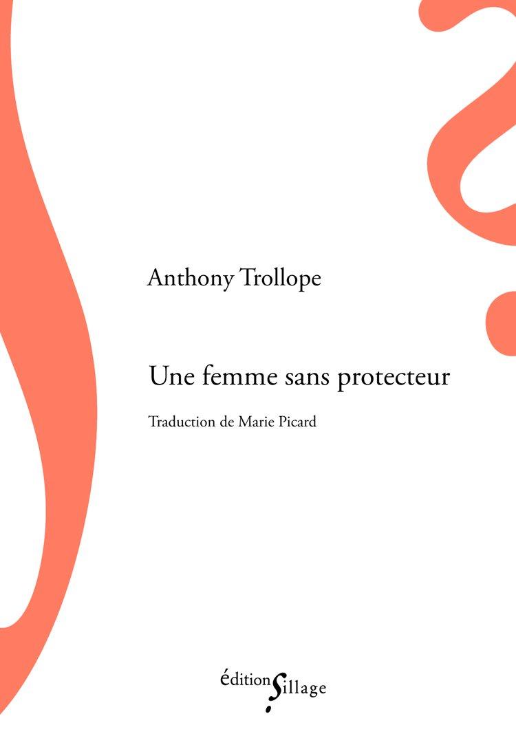 Une femme sans protecteur d'Anthony Trollope 51kJ5F2lyjL