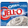 Jello-O Instant Pudding - OREO cookies 'n cream