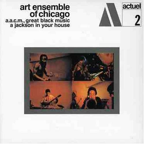 ART ENSEMBLE OF CHICAGO - A JACKSON IN YOUR HOUSE (180 GR) - 33T
