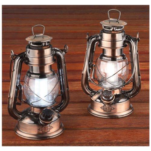 2 Guide Gear Vintage Led Lanterns