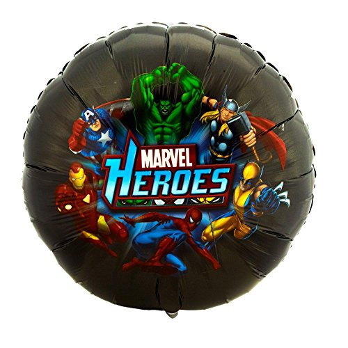 "Marvel Super Hero Squad 18"" Foil Balloon front-451206"