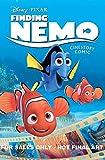 img - for Disney Pixar Finding Nemo Cinestory Comic book / textbook / text book
