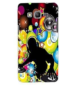 ColourCraft DJ Design Back Case Cover for SAMSUNG GALAXY GRAND PRIME DUOS TV G530BT