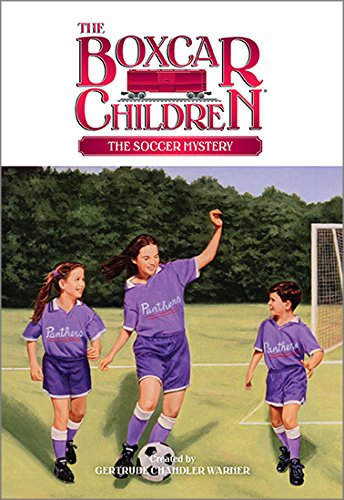 The Soccer Mystery (The Boxcar Children Mysteries #60)From Albert Whitman & Company