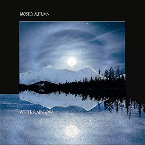CD : MOSTLY AUTUMN - White Rainbow