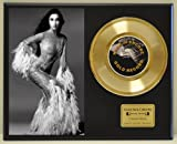 Cher Limited Edition Gold 45 Record Display. Only 500 made. Limited quanities. FREE US SHIPPING