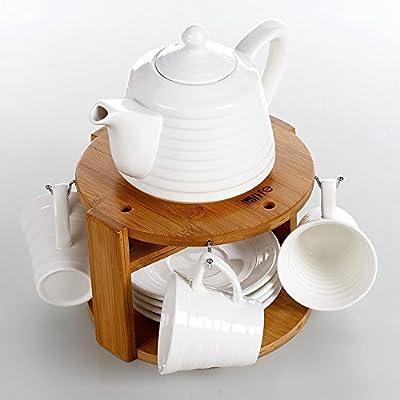 欧式精品陶瓷茶壶大图