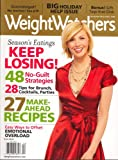 img - for Weight Watchers, November/December 2008 Issue book / textbook / text book