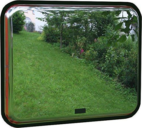 ausfahrtspiegel edelstahlspiegel 600 x 450 mm spiegel online portal o o brio. Black Bedroom Furniture Sets. Home Design Ideas