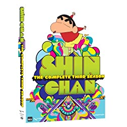 Shin Chan: The Complete Third Season