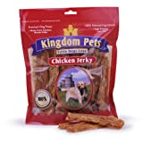 Kingdom Pets Premium Dog Treats, Chicken Jerky, 48-Ounce Bag