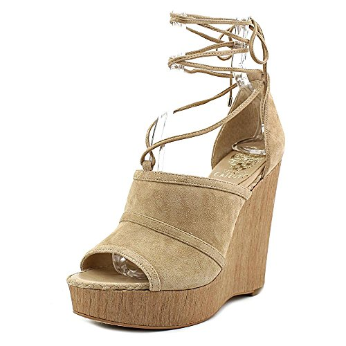 vince-camuto-maleena-donna-us-11-beige-scarpa-con-la-zeppa