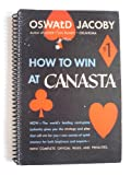 img - for How to Win At Canasta (With Complete Official Rules and Penalties) book / textbook / text book