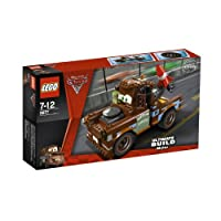 LEGO Disney Cars Exclusive Limited Edition Set #8677 Ultimate Build Mater by LEGO