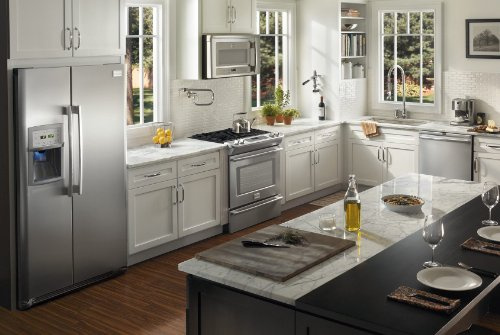 Frigidaire Professional Stainless Steel Appliance Package With Slide In Electric Range #5
