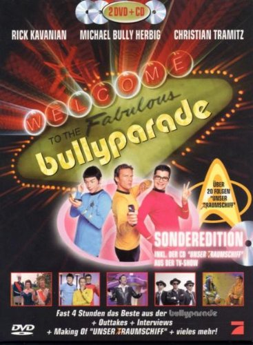 Bullyparade (+ Audio-CD) [Limited Special Edition] [2 DVDs]
